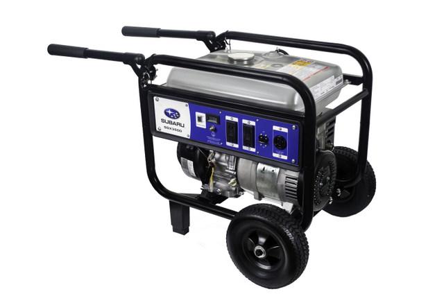 SGX3500 New subaru generator