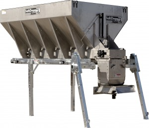SaltDogg has six new spreader stands just in time for Winter 2014.