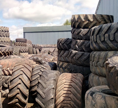 What's The Damage? Camso Zeroes in on the Cons of Equipment Tires