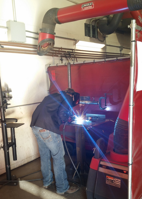 Superior Industries Hosts Second Annual High School Welding Competition