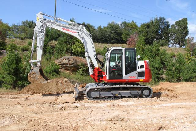 Takeuchi Releases the Largest Excavator in its Lineup