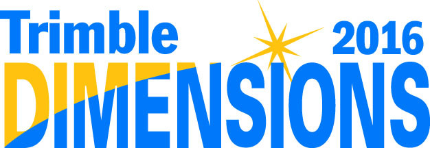 Trimble Dimensions 2016 Logo