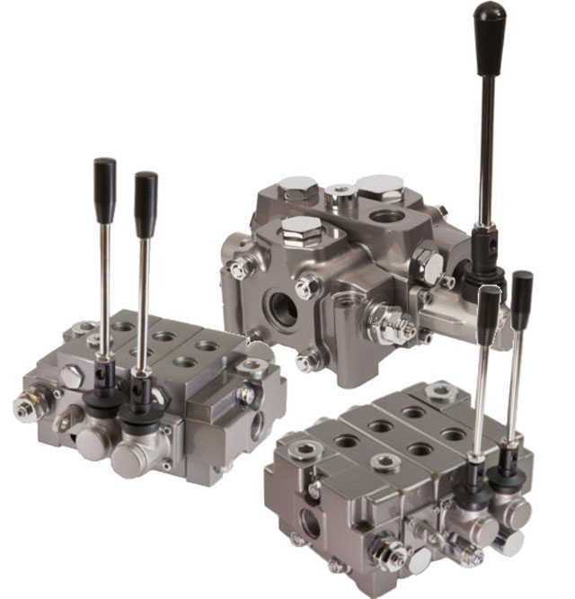 Muncie Power Directional Control Valves Built with Higher Pressure Capabilities