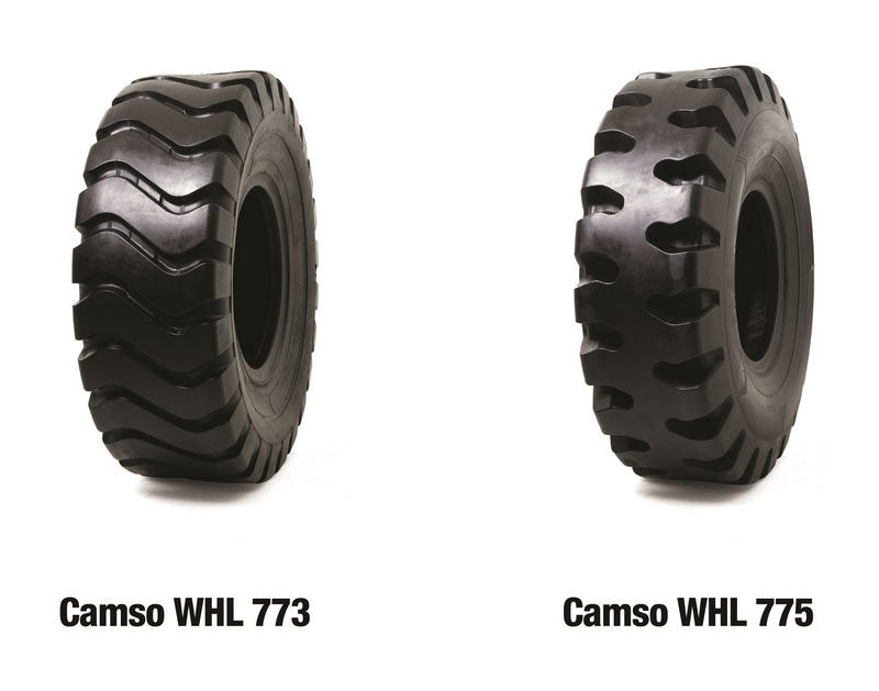 Camso Launches Two New Wheel Loader Tires