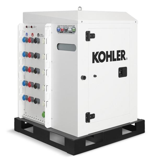 Kohler Power systems paralleling box