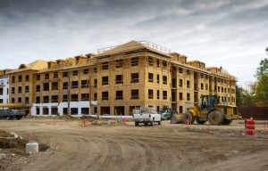 NAHB: Multifamily Construction Sentiment Showed Improvement in Third Quarter