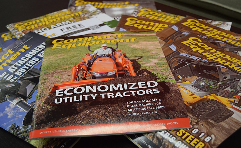Compact Equipment Magazine