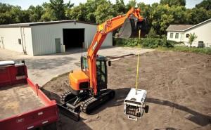 Compact Excavator Spec Guide