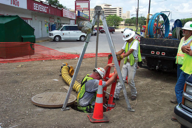 Prepare Your Construction Workers for Safe Confined Space Entry