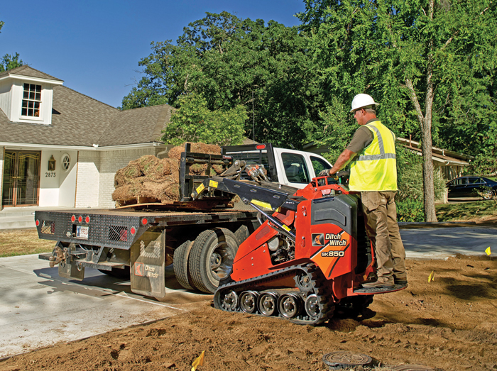 Walk-Behind Trencher vs. Compact Tool Carrier
