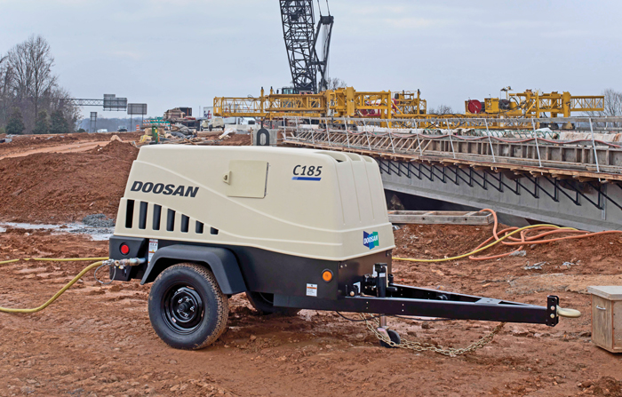 Diesel Units Face Competition from Gas and Electric- driven Compressors