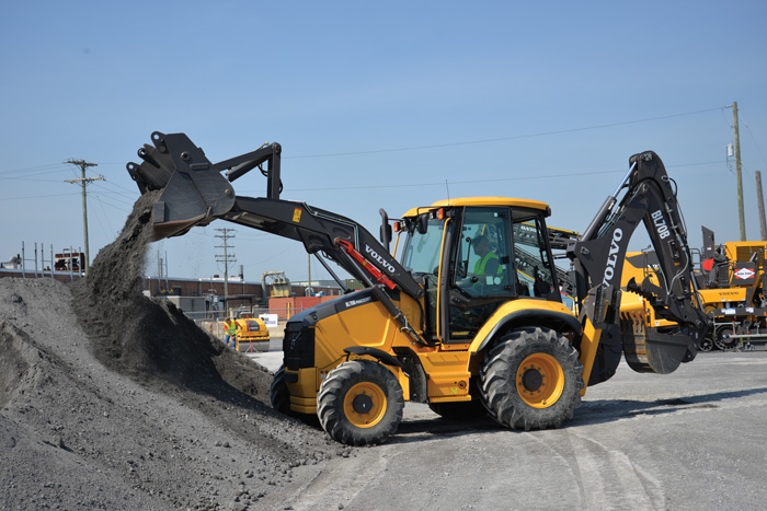 Visiting Volvo Construction Equipment's Shippensburg facilities | Compact Equipment