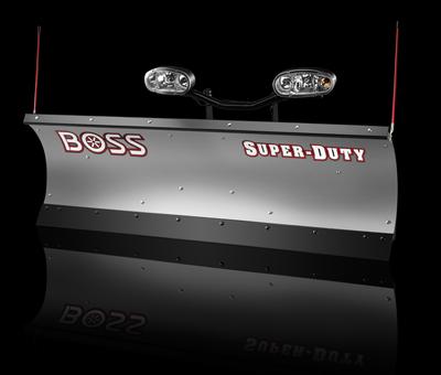 Boss Super-Duty Full-Trip and Trip-Edge Plows