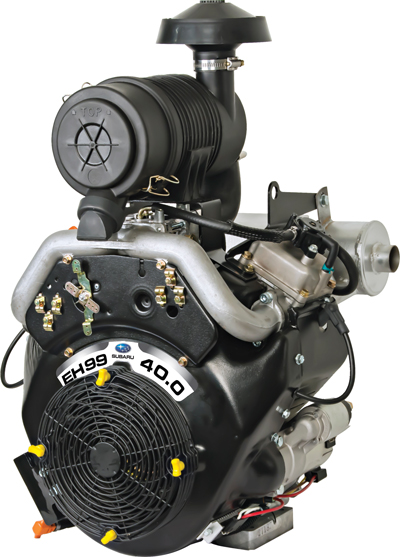 Subaru EH99 and EA175 Engines