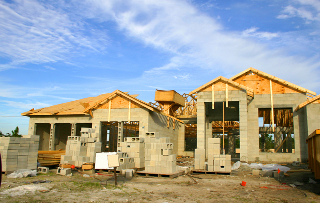 home-construction housing