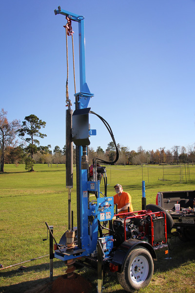 Little Beaver Introduces Heavy Duty Geotechnical Drill Rig