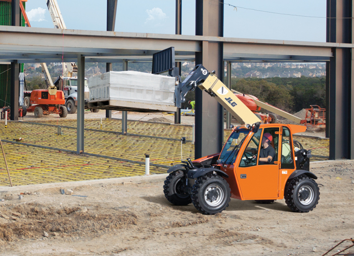 JLG Financial Offers Retail Customers Fast, One-Stop Financing Options for Equipment Purchases