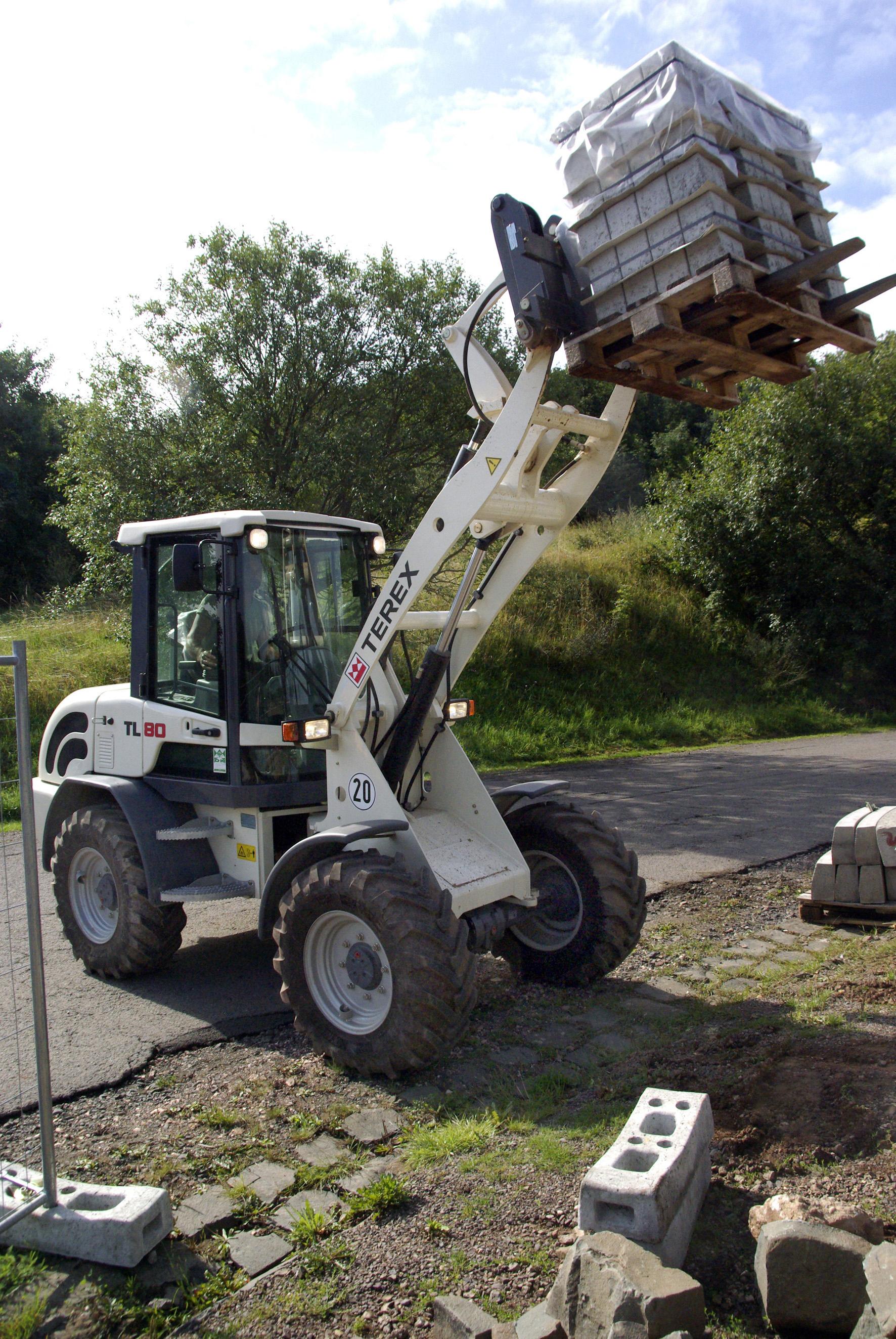 terex wheel loader (cut 2)