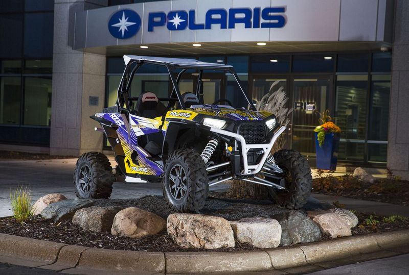Polaris Named Founding Partner of U.S Bank Stadium and Official Partner of the Minnesota Vikings