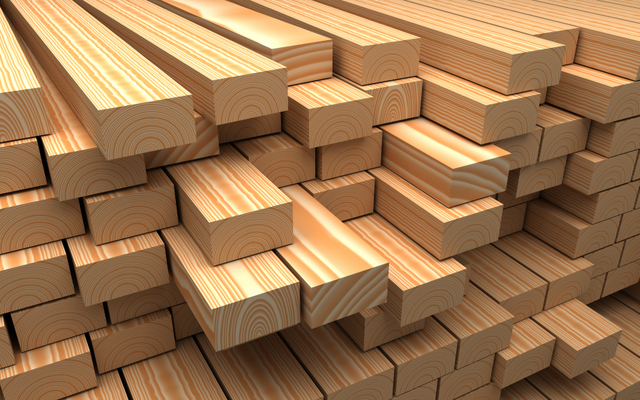 wood lumber construction materials
